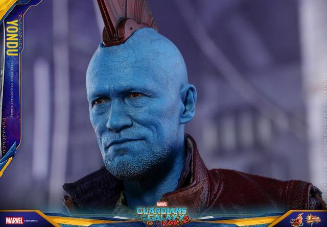 Hot Toys Guardians of the Galaxy Vol. 2 Yondu figure -main