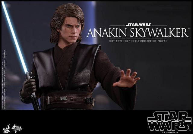 Hot Toys Revenge of the Sith Anakin Skywalker - main pic