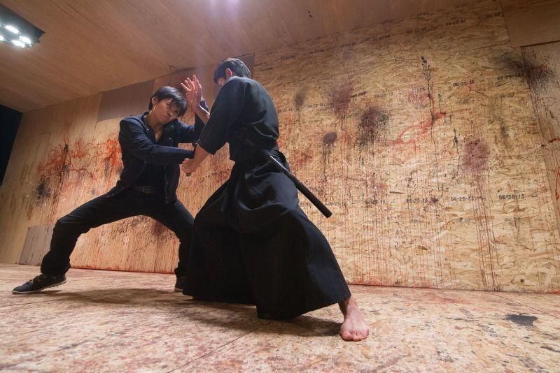 Karate Kill - truck fight