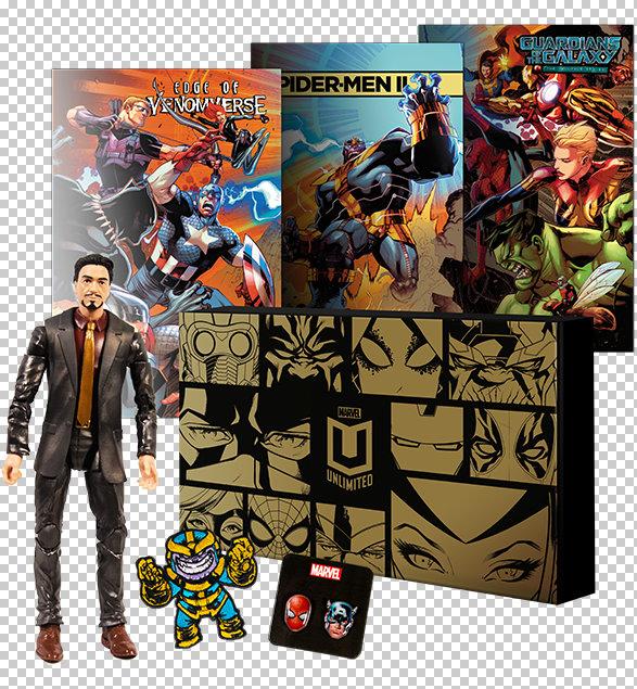 Marvel Legends Tony Stark figure - Copy
