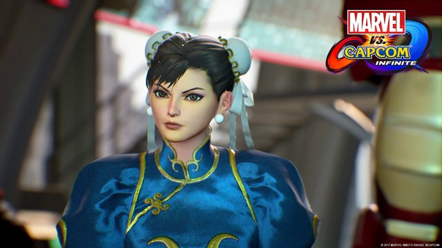 Marvel vs. Capcom Infinite Chun-Li