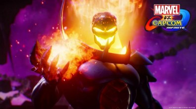 Marvel vs. Capcom Infinite Dormammu