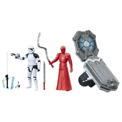 STAR WARS FORCE LINK STARTER SET & FIGURES