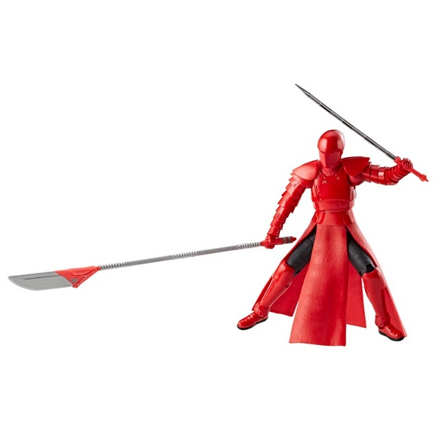 STAR WARS THE BLACK SERIES 6-INCH ELITE PRAETORIAN GUARD FIGURE1