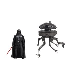 STAR WARS THE LAST JEDI CLASS A VEHICLE Assortment (Imperial Probe Droid & Darth Vader)