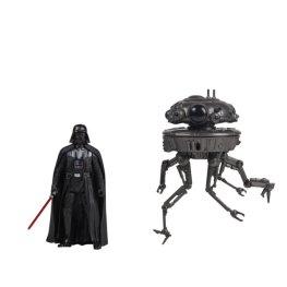STAR WARS THE LAST JEDI CLASS A VEHICLE Assortment (Imperial Probe Droid & Darth Vader)