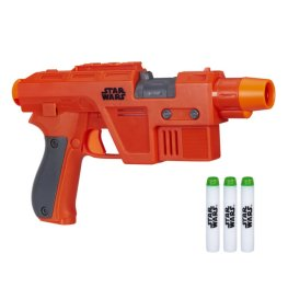 STAR WARS THE LAST JEDI NERF GLOWSTRIKE POE DAMERON Blaster