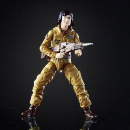Star Wars The Black Series 3.75-Inch Figure Assortment - Resistance Tech Rose (2)