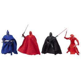 Star Wars The Black Series 6-Inch Guardians of Evil Figure 4-Pack - oop