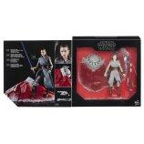 Star Wars The Black Series 6-Inch Rey on Crait - in pack