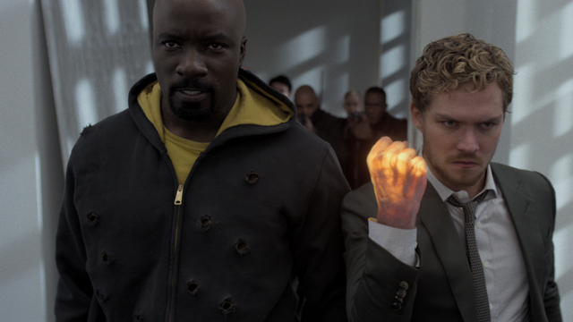 The Defenders -Worst Behavior review - Luke Cage and Iron Fist