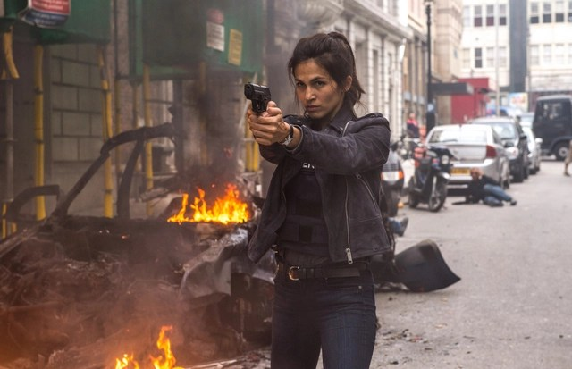 The Hitman's Bodyguard movie pictures - Elodie Yung