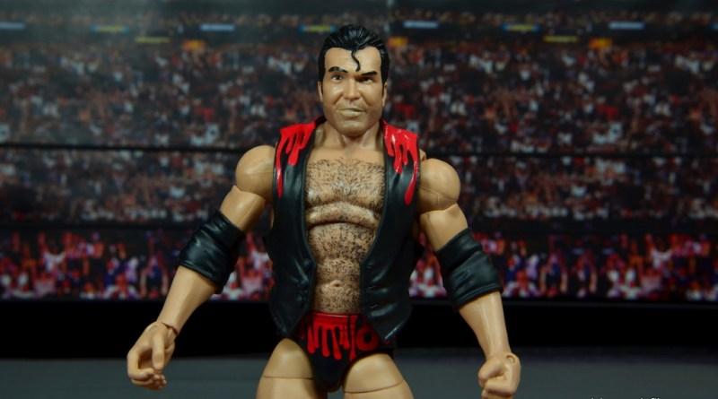 WWE Elite 51 Scott Hall figure review -main