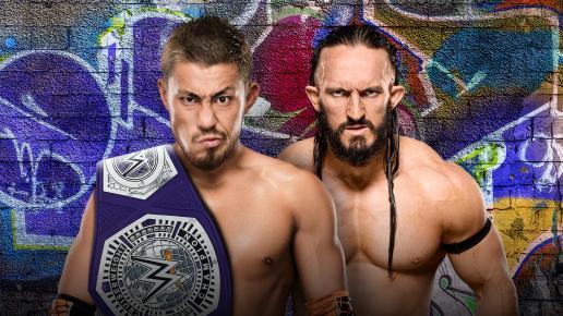 WWE Summerslam 2017 preview - Akira Tozawa vs Neville