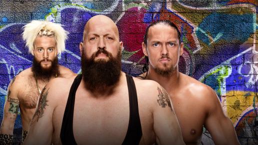 WWE Summerslam 2017 preview - Big Show vs Big Cass