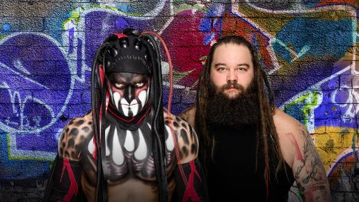 WWE Summerslam 2017 preview - Finn Balor vs Bray Wyatt