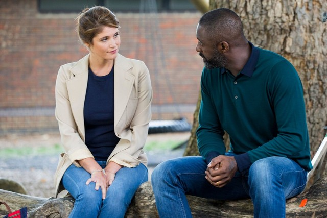 100 Streets - Gemma Arterton and Idris Elba