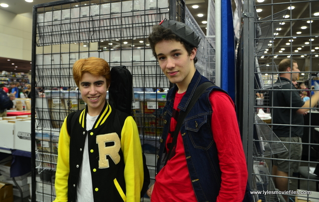 Baltimore Comic Con 2017 cosplay - Archie and Jughead