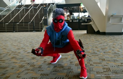 Baltimore Comic Con 2017 cosplay - Ben Reiley Spider-Man