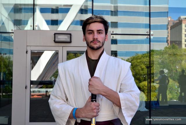 Baltimore Comic Con 2017 cosplay - Jedi