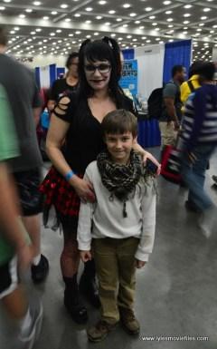 Baltimore Comic Con 2017 cosplay - Nathan Drake and Harley