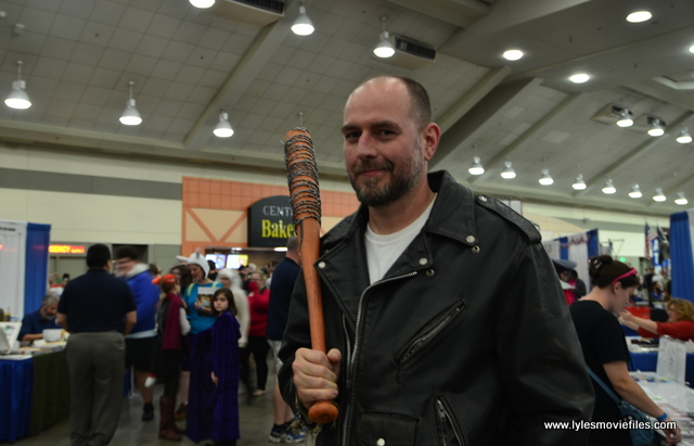 Baltimore Comic Con 2017 cosplay - Negan
