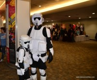 Baltimore Comic Con 2017 cosplay - Scout Troopers