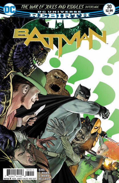 Batman #30 cover