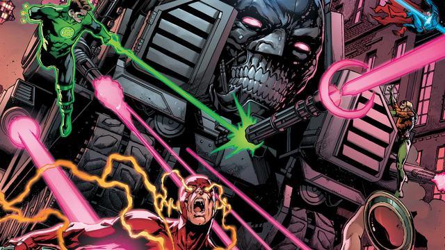 Batman Murder Machine #1