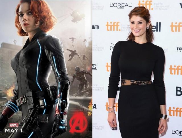 7743e5f59f37b Black Widow – Gemma Arterton for Scarlett Johansson – Lyles Movie Files