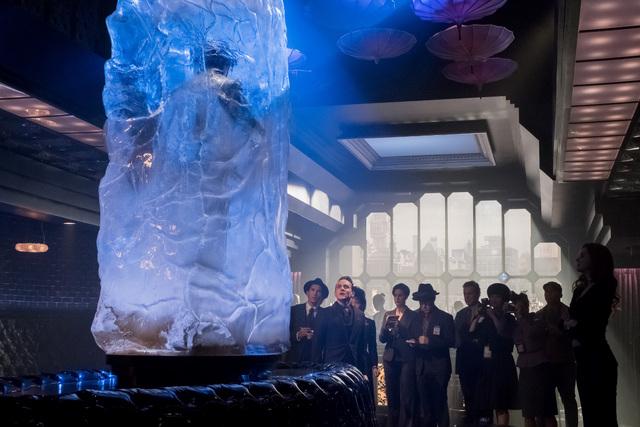 Gotham Pax Penguina review - frozen Riddler