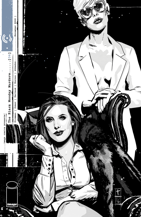 The Black Monday Murders #4