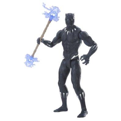 MARVEL BLACK PANTHER 6-INCH Figure Assortment (Black Panther) - oop