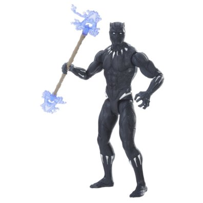 MARVEL BLACK PANTHER 6-INCH Figure Assortment (Black Panther) - oop