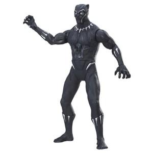 MARVEL BLACK PANTHER SLASH & STRIKE BLACK PANTHER Figure - oop