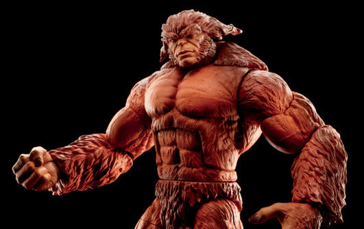 Marvel Deadpool Legends Series 6-inch (Sasquatch) - Build A Figure