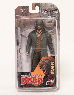 NYCC 2017 McFarlane Toys - The Walking Dead Beta package
