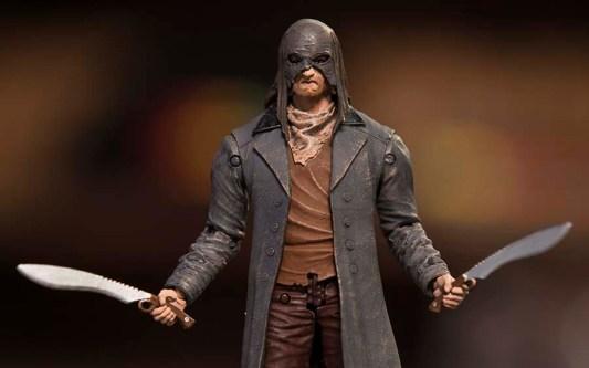 NYCC 2017 McFarlane Toys - The Walking Dead Beta wide