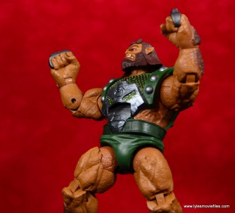 SDCC 2017 Marvel Legends Battle for Asgard figure review - angry Ulik