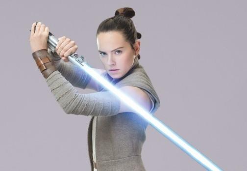 Star Wars Episode 8 - Rey