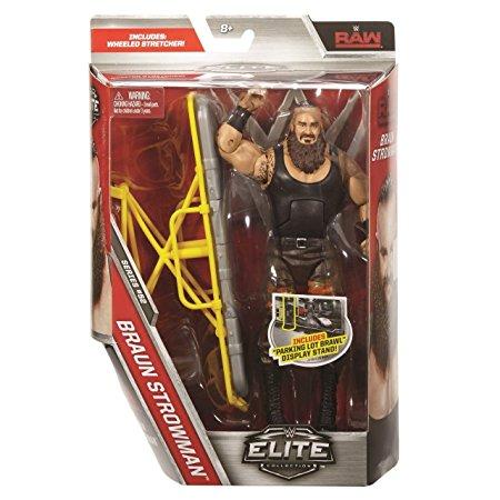 WWE Elite 52 Braun Strowman