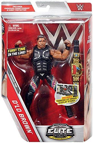 WWE Elite 52 D-Lo Brown