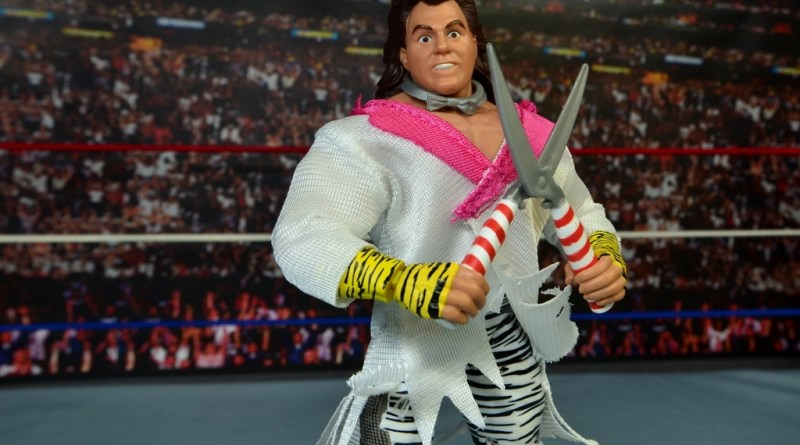 WWE Elite Brutus The Barber Beefcake figure review -main pic