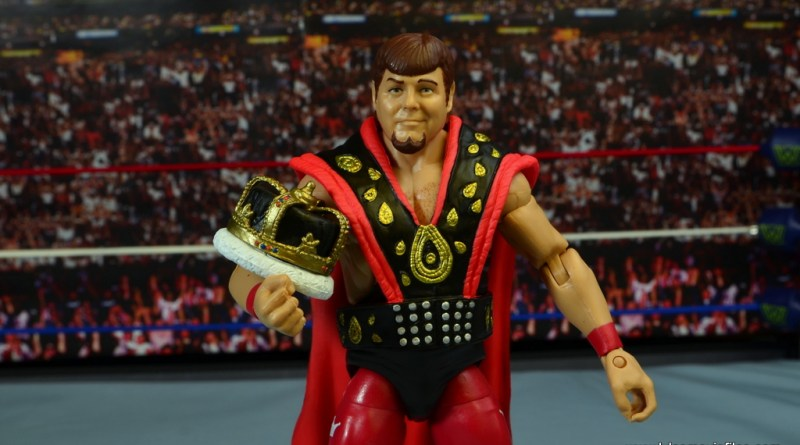 WWE Hall of Fame Jerry The King Lawler figure review -main pic