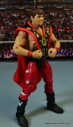 WWE Hall of Fame Jerry The King Lawler figure review -right side