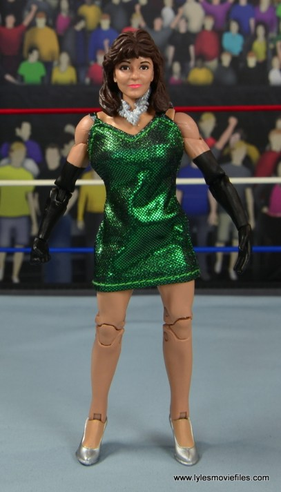 WWE Then Now Forever Miss Elizabeth figure review -front