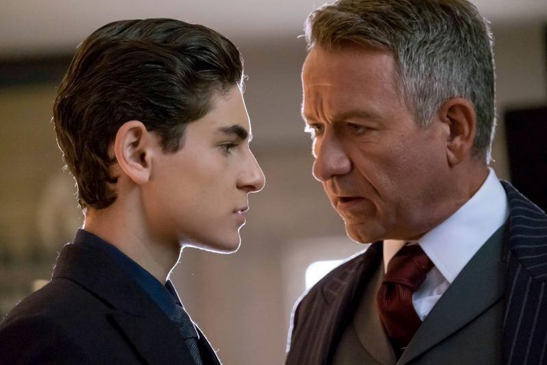 Gotham: The Demon's Head review - Bruce Wayne And Alfred