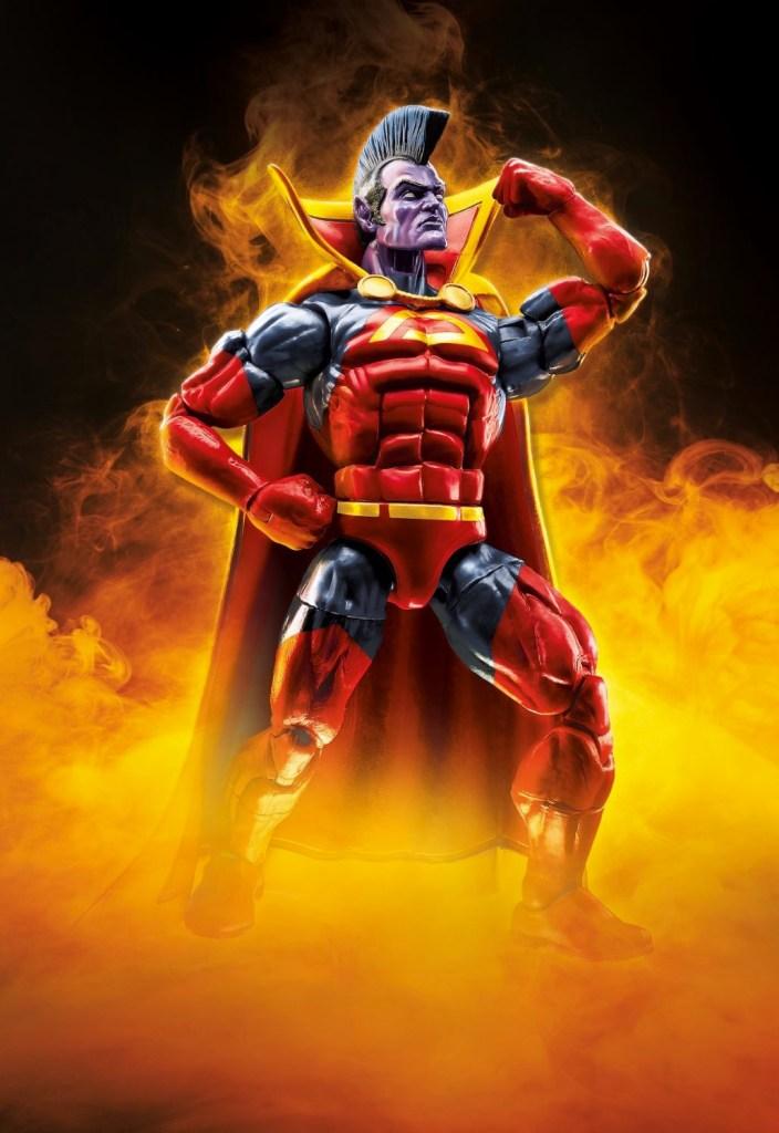 Marvel Legends BAF Apocalypse Gladiator