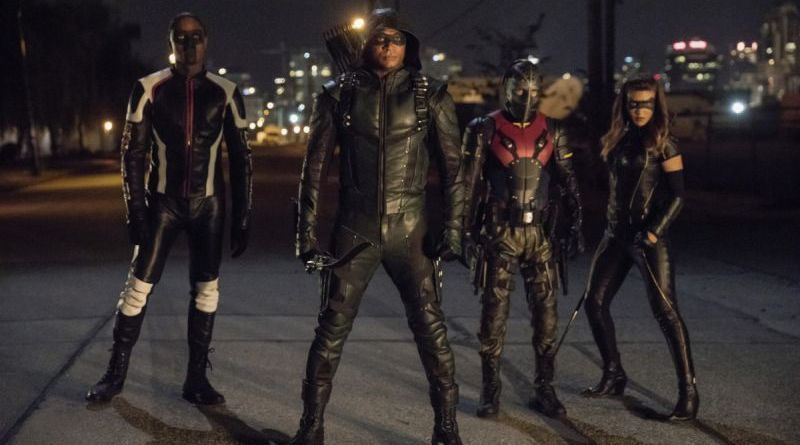 Arrow Next of Kin - Team Diggle action mode