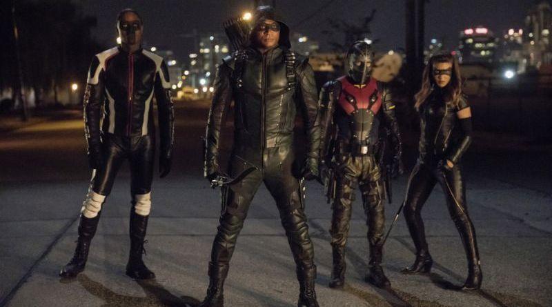 Arrow Next of Kin - Team Diggle action mode